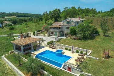 Villa mit privatem Pool in Vižinada, Istrien