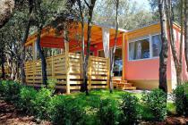 Mobile home Beach Villa You&Me in Bale, Istria, Croatia