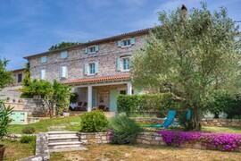 Ferienhaus in Rovinjsko Selo, Istrien, Kroatien