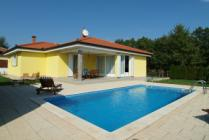 Villa with pool in Labin, Istria, Croatia