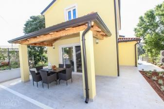 Villa with in Porec, Istria, Croatia
