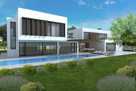 Villa with pool for 6 persons in Bale, Istria, Croatia