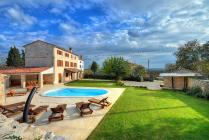 Villa with pool in Bale, Istria, Croatia