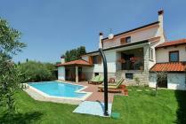 House Marina in Rogovici, Istria