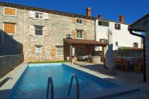 holiday home in Gajana/Istria for 8 persons
