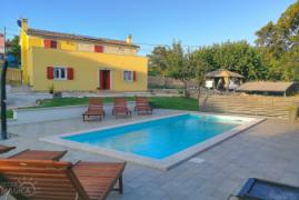 Villa with pool in Bale, Istria, Croatia
