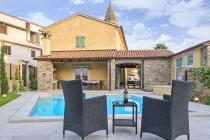 Villa with pool in Motovun, Istria