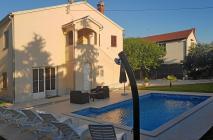 Casa Ninetta with pool in Bale, Istria, Croatia