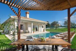 Villa with pool in Labin, Istria, Croatia
