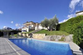 Villa with pool in Vizinada, Istria, Croatia