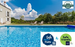 Holiday Home for 10 persons in Butkovići, Istria, Croatia