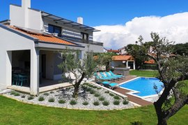 Villa with pool for 10 persons in Rogovici, Istria, Croatia