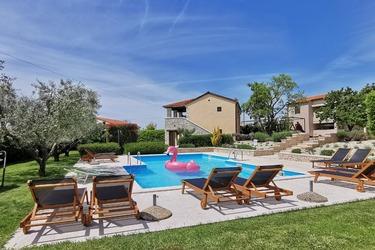 Ferienwohnung in Bale mit Pool, Istrien, Kroatien